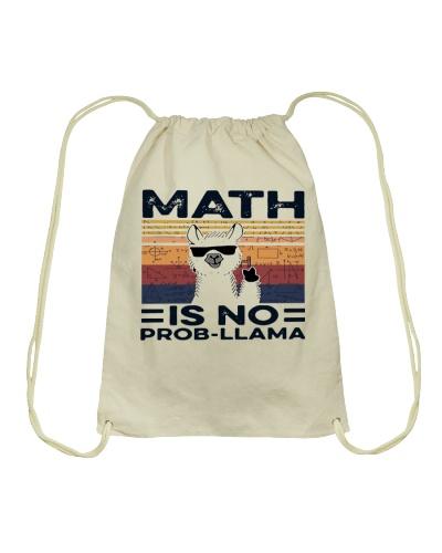 Math Is No Prob Llama Vintage