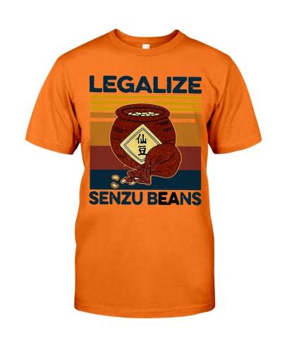 LEGALIZE SENZU BEANS VINTAGE SHIRT