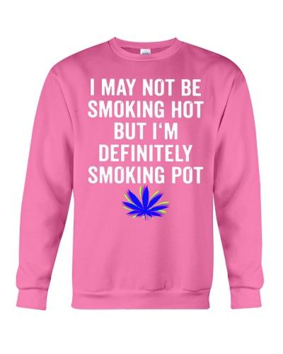 I May Not Be Smoking Hot