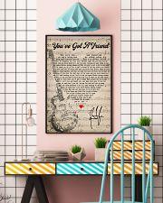 Jam3sT4ylor - U'vegot4Fri3nd 16x24 Poster lifestyle-poster-6