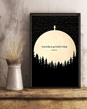 forest night 24x36 Poster lifestyle-poster-3