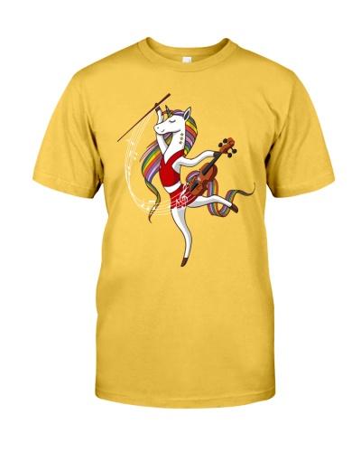 violin unicorn