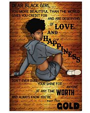 Love and Happiness 24x36 Poster front