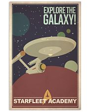 Explore The Galaxy 24x36 Poster front