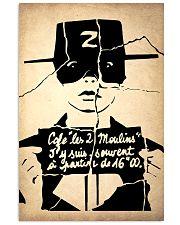 Black Man 24x36 Poster front
