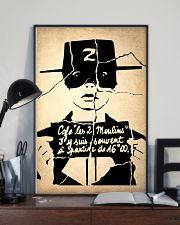 Black Man 24x36 Poster lifestyle-poster-2