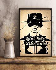 Black Man 24x36 Poster lifestyle-poster-3