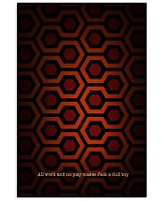 Hexagon Art 24x36 Poster front