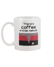 coffee nebula Mug back