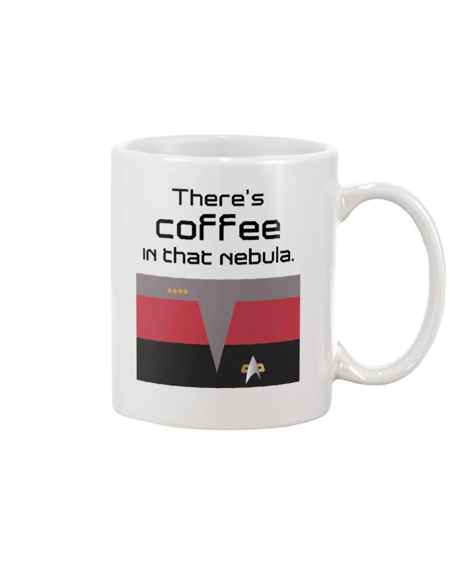coffee nebula Mug