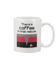 coffee nebula Mug front