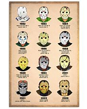 Mask by Years 24x36 Poster front