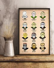 Mask by Years 24x36 Poster lifestyle-poster-3