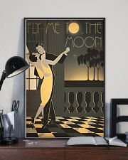 Fly To The Moon 24x36 Poster lifestyle-poster-2