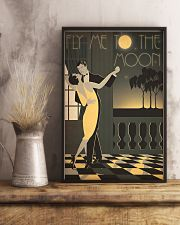 Fly To The Moon 24x36 Poster lifestyle-poster-3
