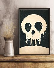 cats skull 24x36 Poster lifestyle-poster-3