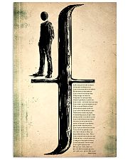 the man 24x36 Poster front