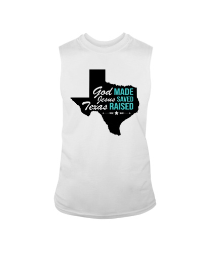 God made Texas raised