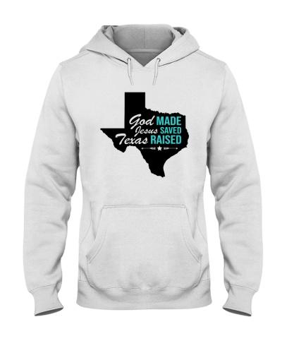 God made Texas raised