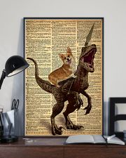 dinosaur  24x36 Poster lifestyle-poster-2