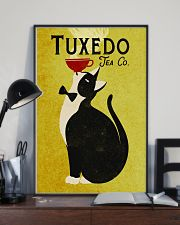 Cat Tuxedo 24x36 Poster lifestyle-poster-2