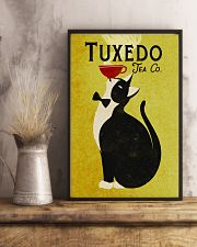 Cat Tuxedo 24x36 Poster lifestyle-poster-3