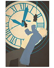 Man And Clock 24x36 Poster front