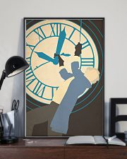 Man And Clock 24x36 Poster lifestyle-poster-2