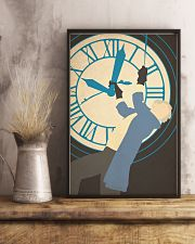 Man And Clock 24x36 Poster lifestyle-poster-3