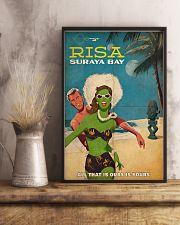 Risa Suraya Bay 24x36 Poster lifestyle-poster-3