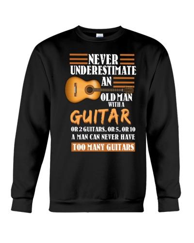 man guitars