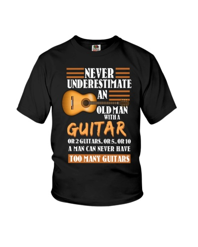 man guitars