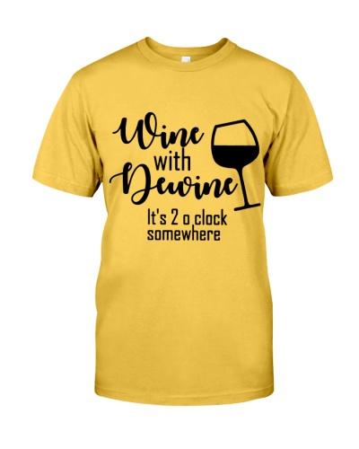 Wine with Newine