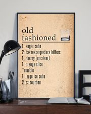 Old Fashioned  24x36 Poster lifestyle-poster-2