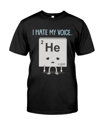 hate my voice