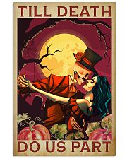 Couple Death Dance 24x36 Poster front