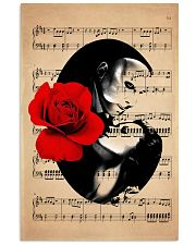 Rose and Music 24x36 Poster front