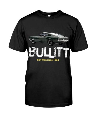 Bullitt Car