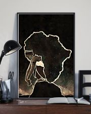Darkness Girl 24x36 Poster lifestyle-poster-2