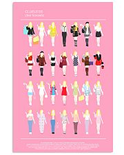 Clothes Pinky 24x36 Poster front