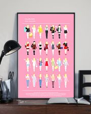 Clothes Pinky 24x36 Poster lifestyle-poster-2