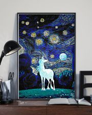 Unicorn VG 24x36 Poster lifestyle-poster-2