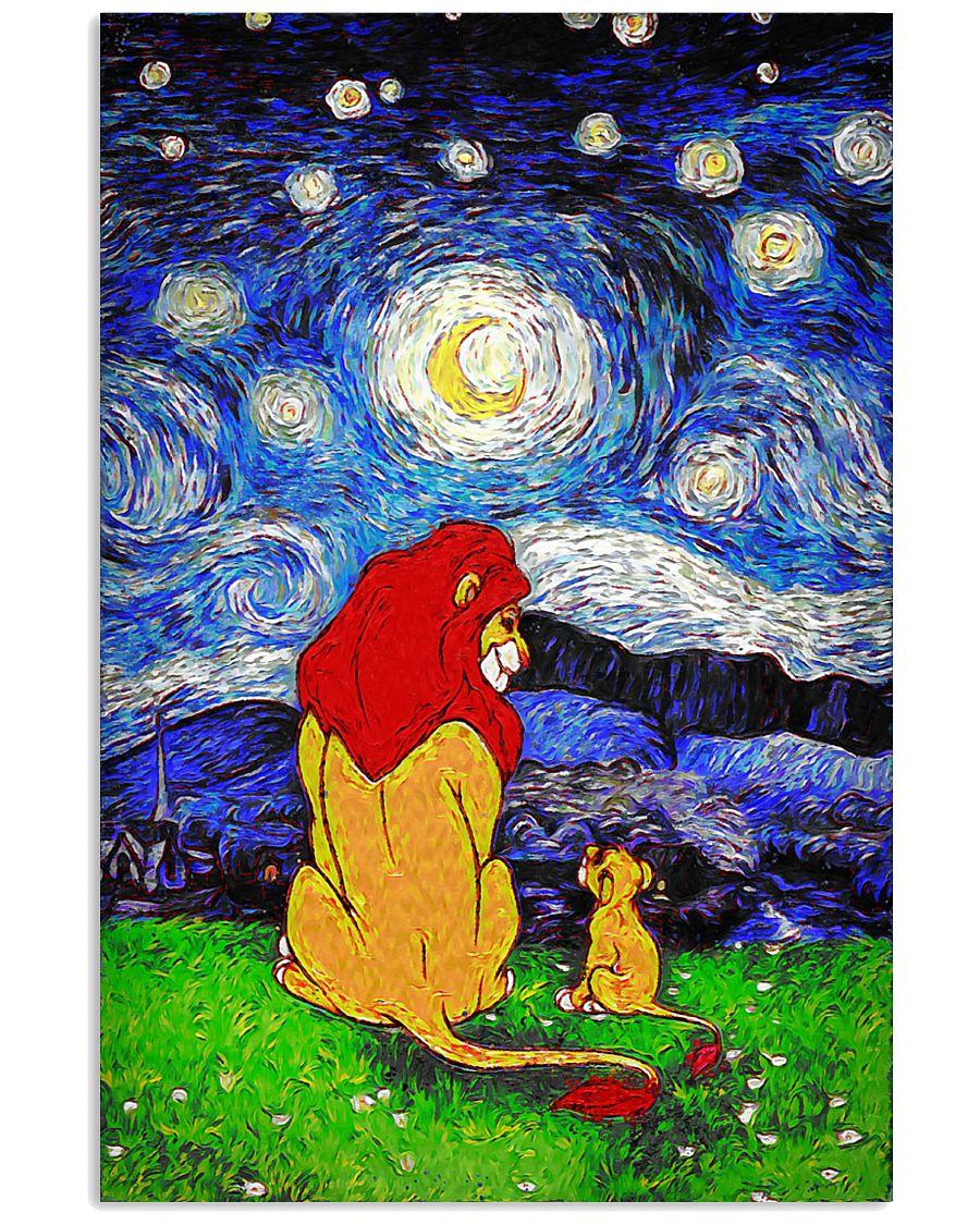 Lion VG 24x36 Poster