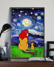 Lion VG 24x36 Poster lifestyle-poster-2