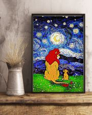 Lion VG 24x36 Poster lifestyle-poster-3