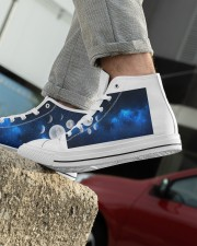 moons shoes Men's High Top White Shoes aos-complex-men-white-high-top-shoes-lifestyle-inside-left-outside-left-09