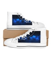 moons shoes Women's High Top White Shoes thumbnail