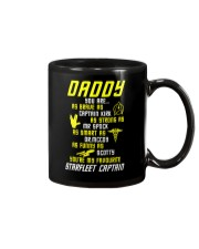 daddy captain Mug front