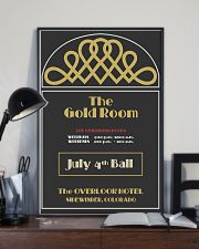 gold room 24x36 Poster lifestyle-poster-2