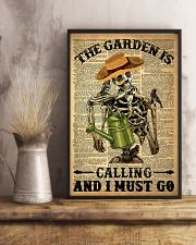 The Garden Literary 24x36 Poster lifestyle-poster-3